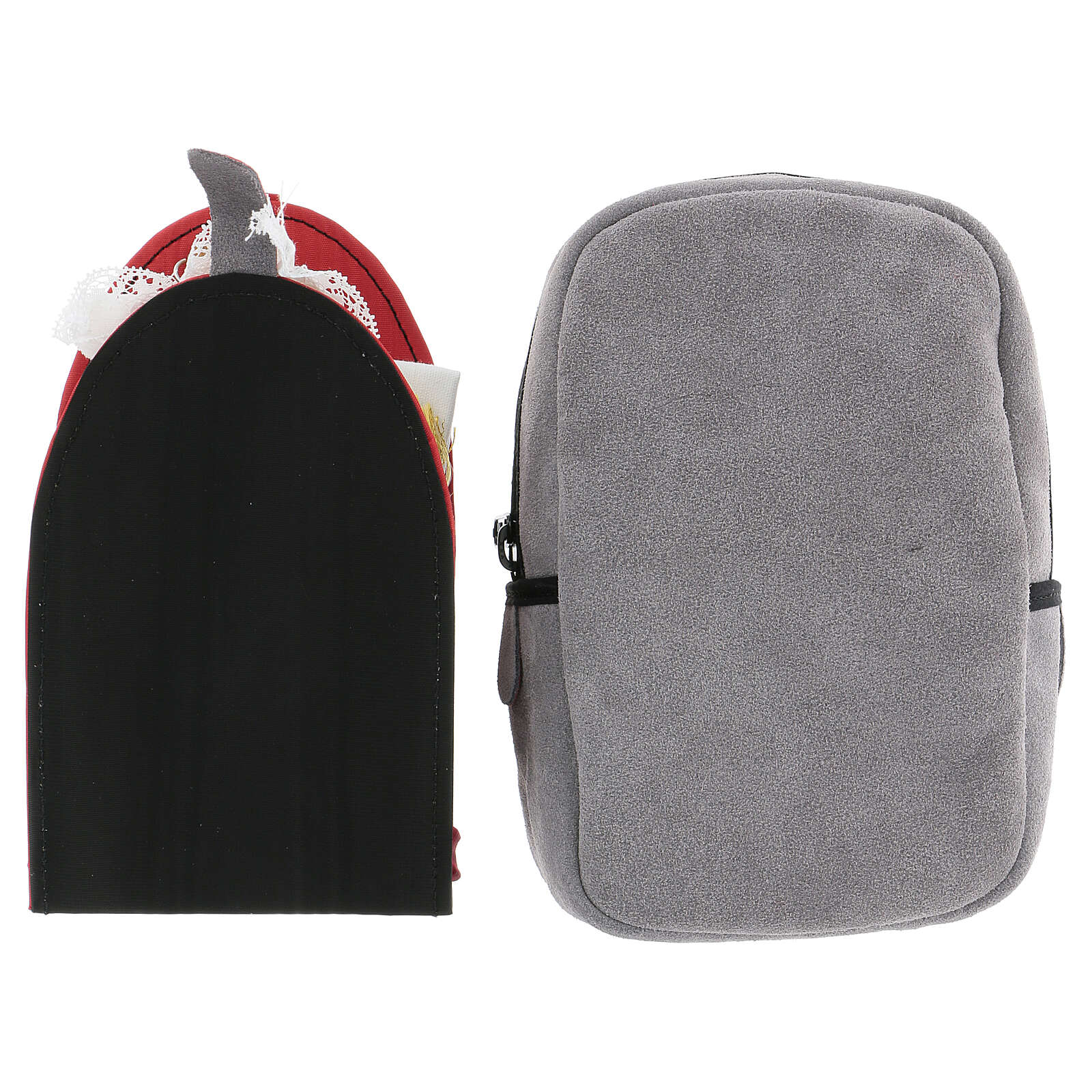 Mass Set mini case suede 3