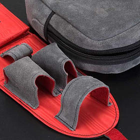 Mass Set mini case suede s3