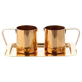 Valigetta per celebrazioni oggetti ottone dorato Molina s5