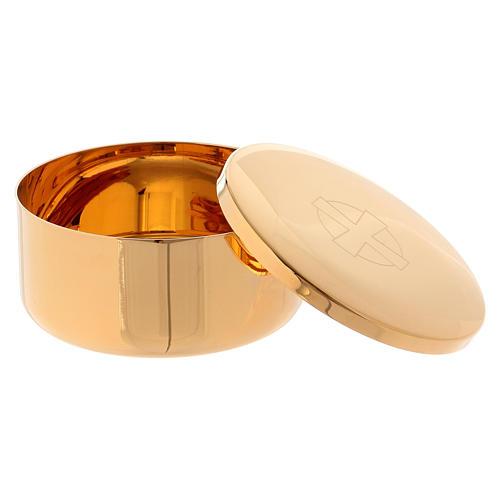 Valigetta per celebrazioni oggetti ottone dorato Molina 7