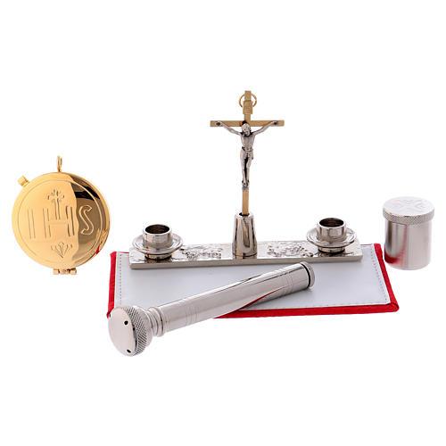Astuccio portaviatico con altare 2