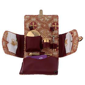 Valises Chapelle: Sacoche valise-chapelle pour célébrations tissu brocart