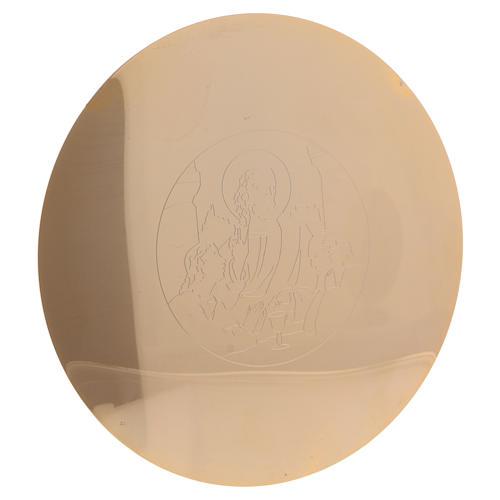 Valigia set da messa in plastica interno raso rosso 6