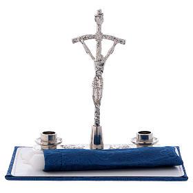 Valise chapelle souple modèle porte-documents en tissu technique avec lanière réglable s4