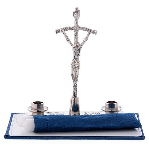 Valise chapelle souple modèle porte-documents en tissu technique avec lanière réglable 4
