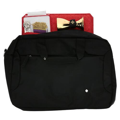 Bolso con kit celebraciones y para ordenador 1