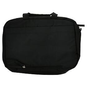 Computer bag with travel mass kit s12
