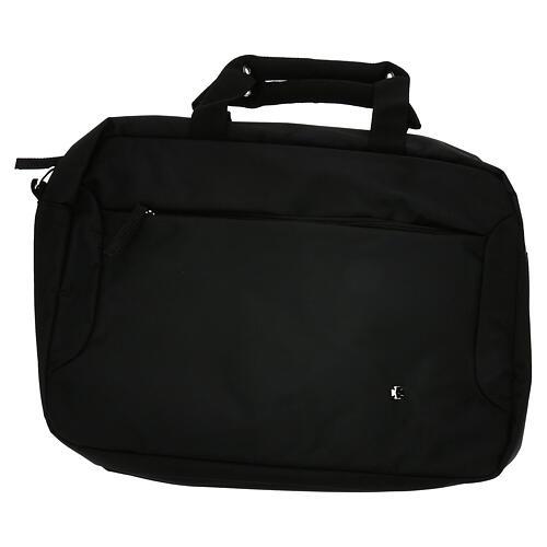 Computer bag with travel mass kit 11