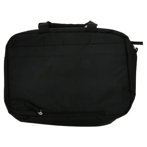 Computer bag with travel mass kit 12
