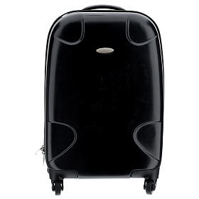 Trolley case for mass celebration with red Jacquard lining s11