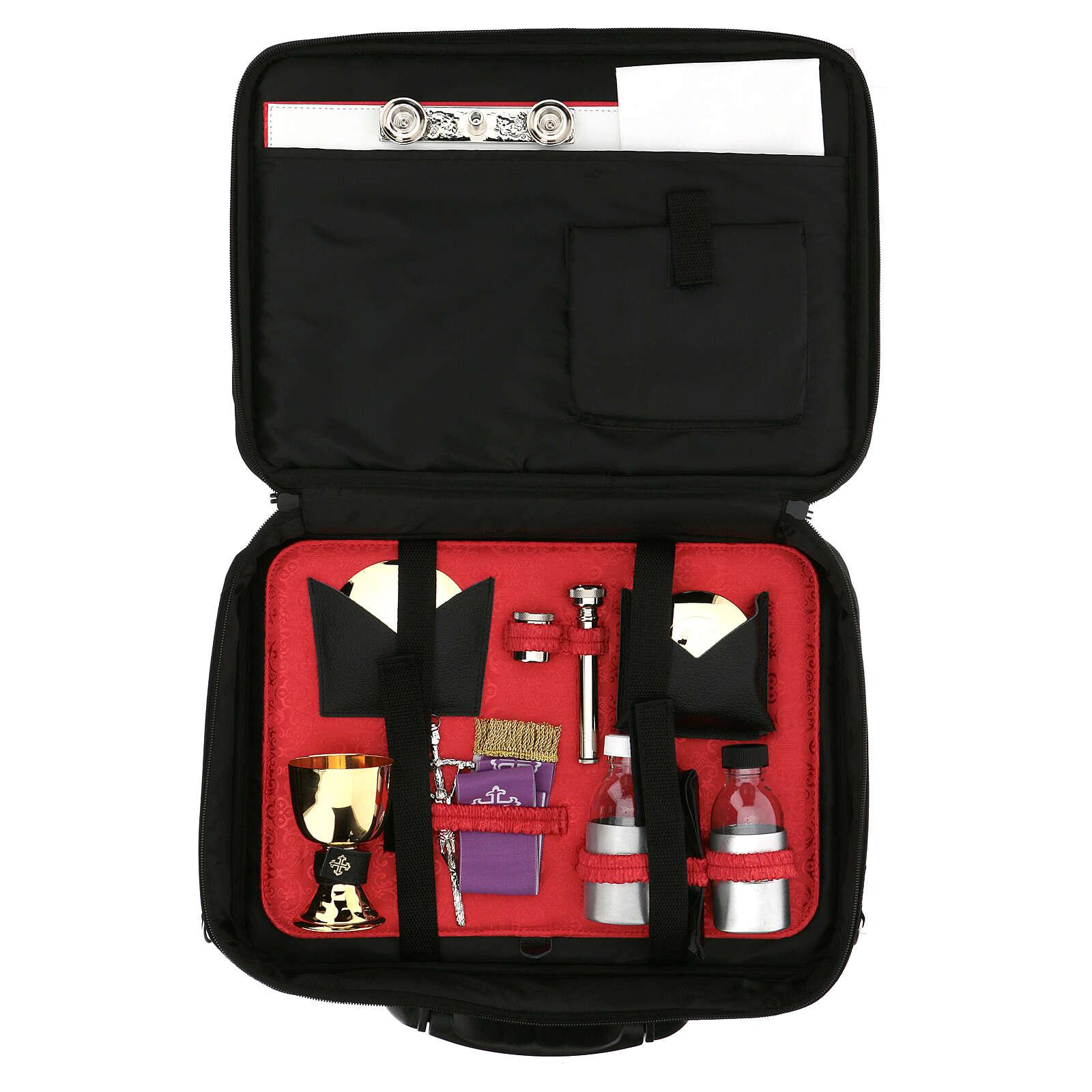 Kit per celebrazione con borsa porta computer 3