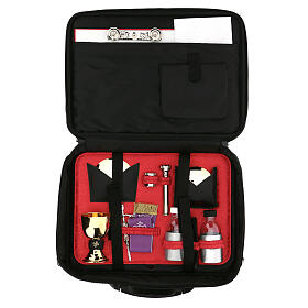 Kit per celebrazione con borsa porta computer s1