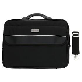 Kit per celebrazione con borsa porta computer s10