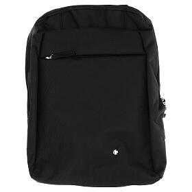 Travel mass kit backpack with red Jacquard lining s10