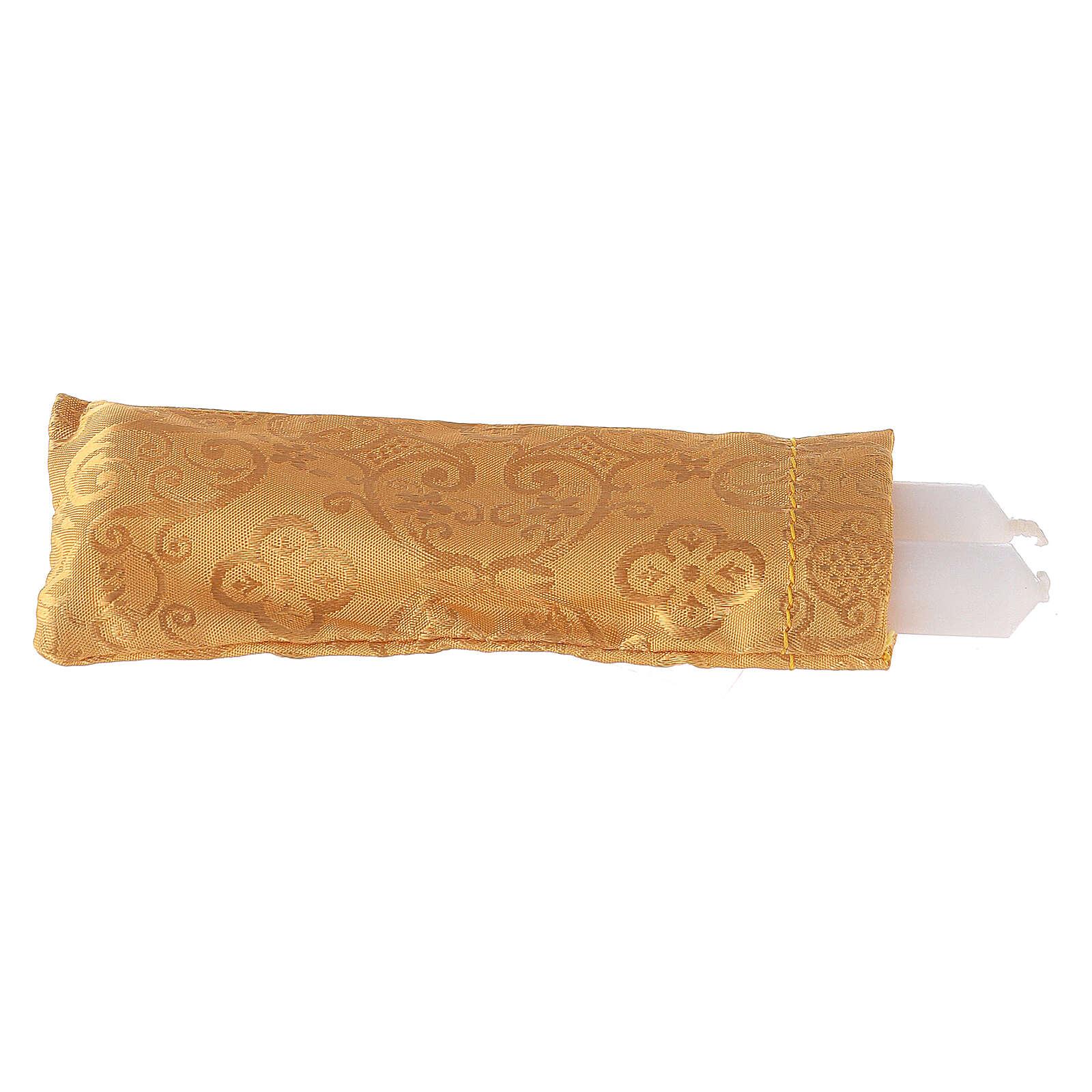 Valigetta per celebrazione in abs con interno raso dorato 3