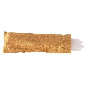 Valigetta per celebrazione in abs con interno raso dorato s12