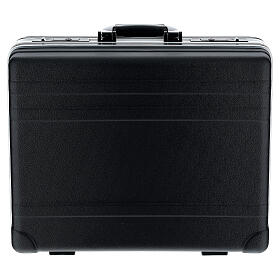 ABS mass kit briefcase with golden silk lining s16