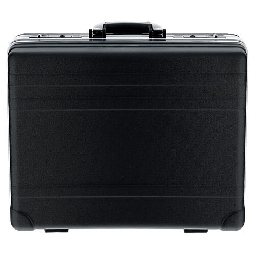 ABS mass kit briefcase with golden silk lining 16