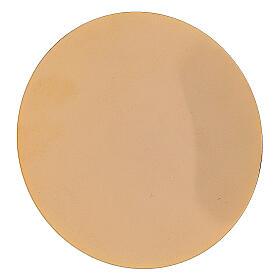 Maleta de abs con interior amarillo adamascado s6