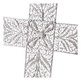Pectoral Cross made of silver filigree s4