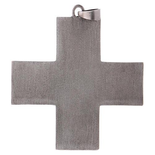 Croce vescovi ottone scene vita di Gesù 3