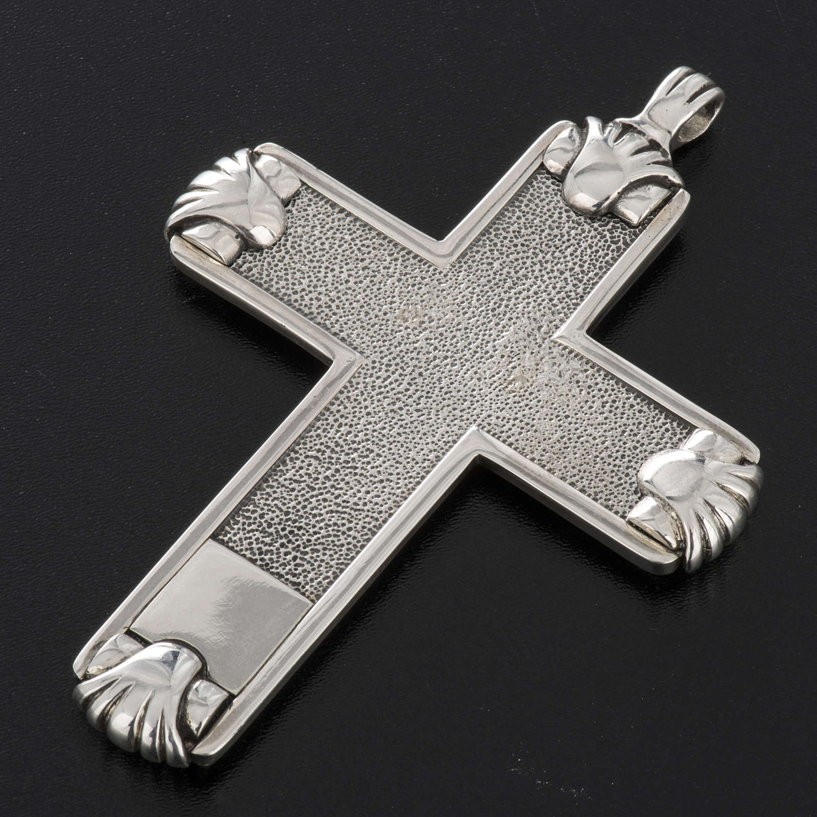 Pectoral cross in sterling silver, Year of Faith 3