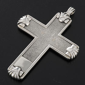 Pectoral cross in sterling silver, Year of Faith s12