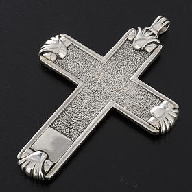 Pectoral cross in sterling silver, Year of Faith s11