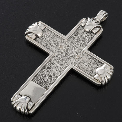 Pectoral cross in sterling silver, Year of Faith 11