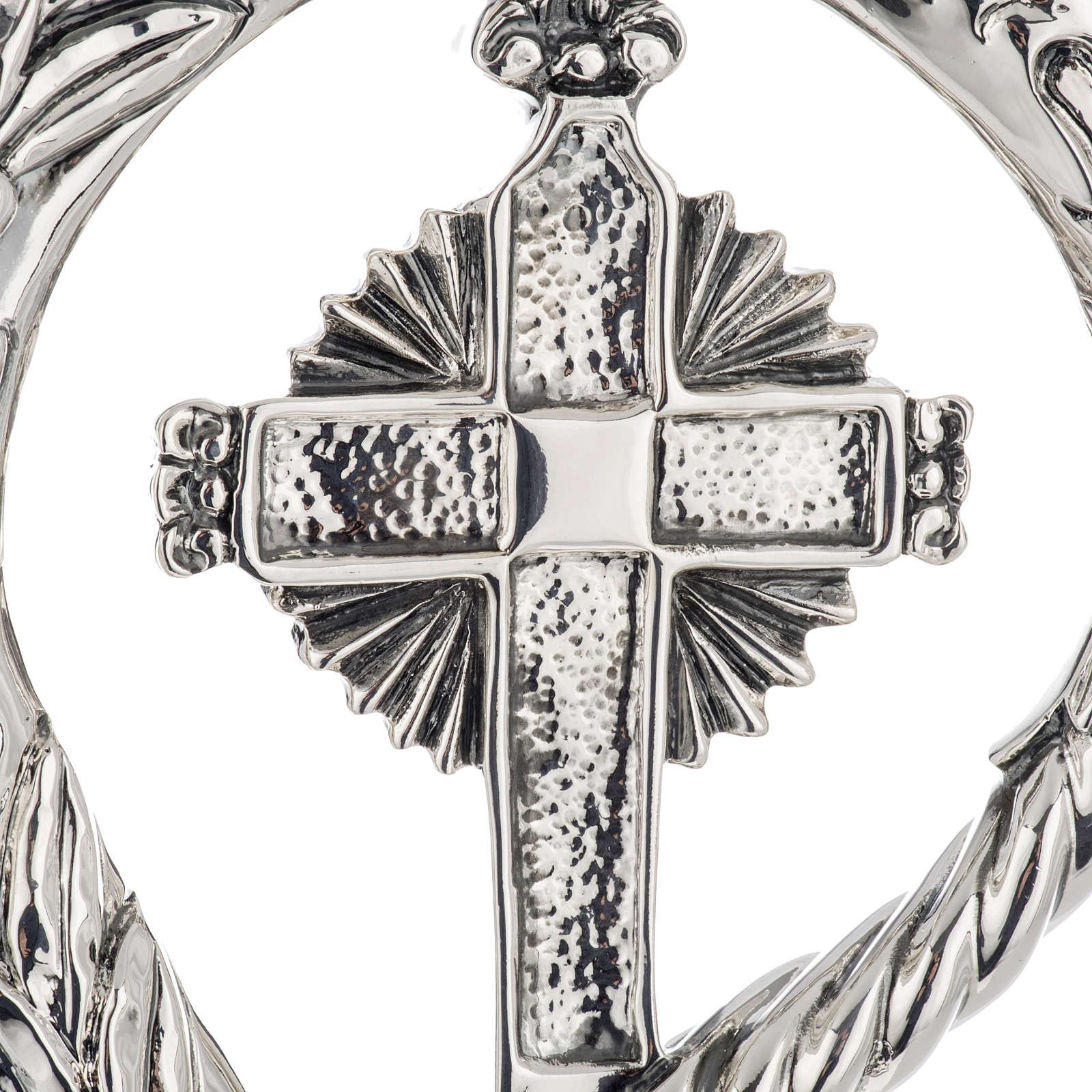 Crosse argent 966/1000 modèle croix 3
