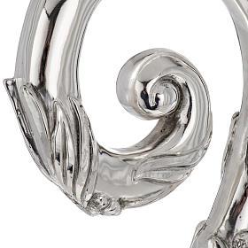 Pastorale in argento 966/1000 e metallo mod. argentato s3