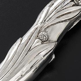 Pastorale in argento 966/1000 e metallo mod. argentato s8