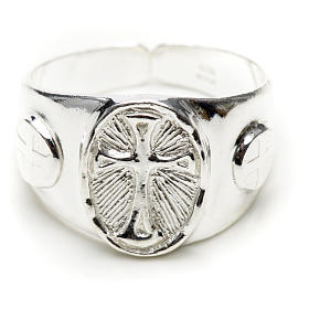 Bishop's ring in 925 silver s3