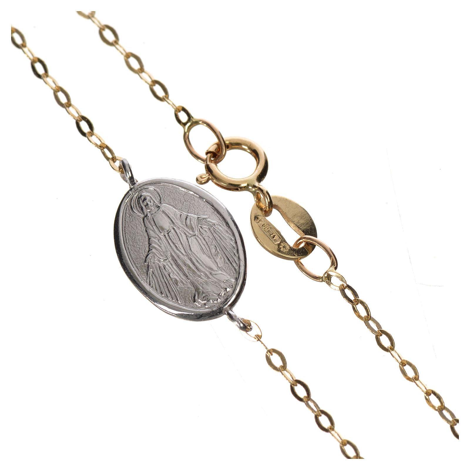 Anneau épiscopale argent 925 lucide agneau 3