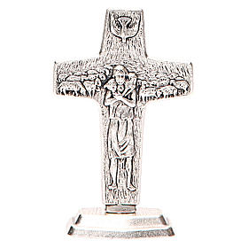 Cross with base, Pope Francis' Good Shepherd s3