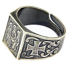 Anello S.S. Trinità argento 925 s3