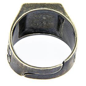 Anello S.S. Trinità argento 925 s4