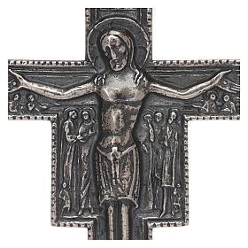 Croce vescovile argento 925 s2