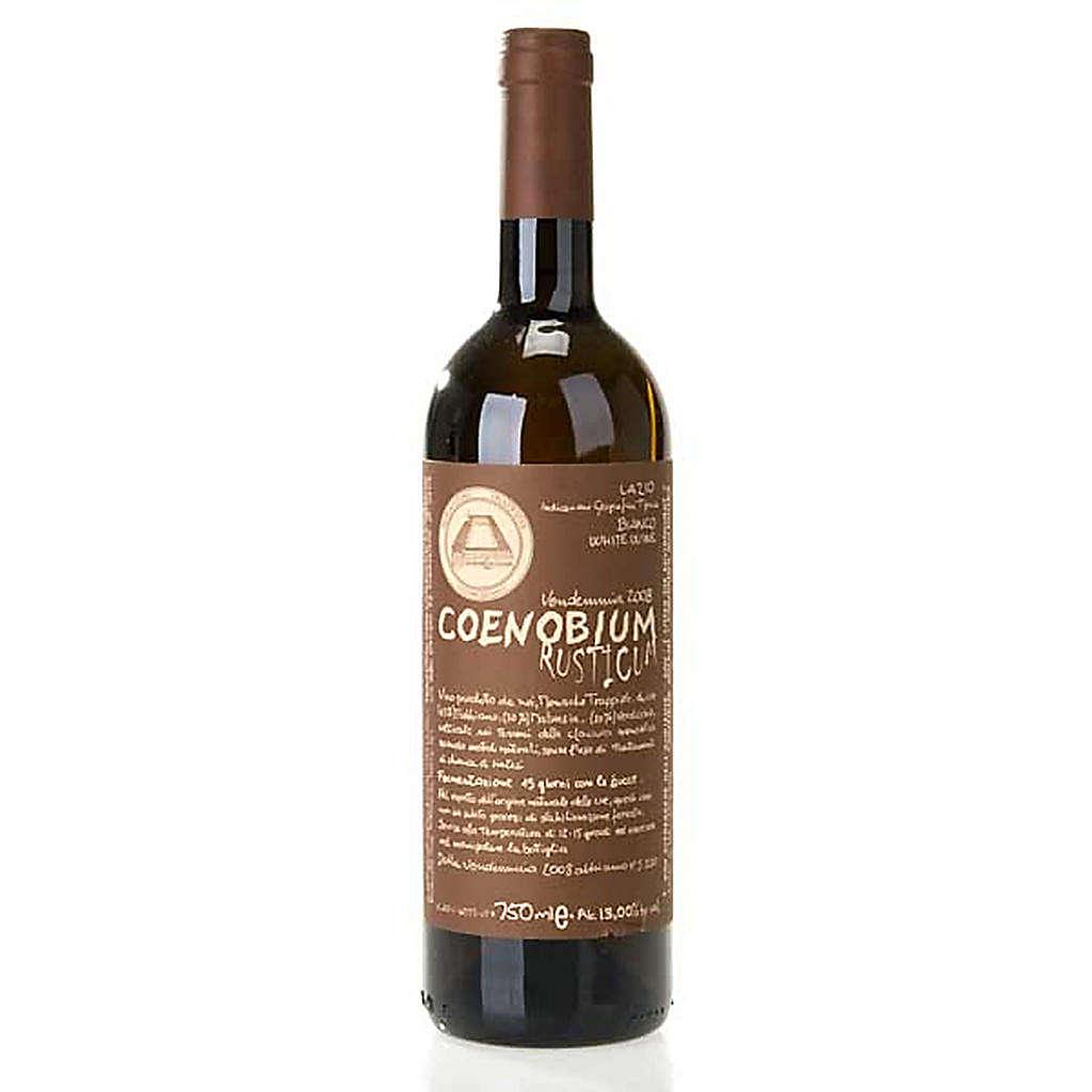 Coenobium Ruscum white wine Vitorchiano monastery 2013 3