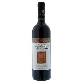 Vino Toscana Rosso 2015 Abbazia Monte Oliveto 750 ml s1