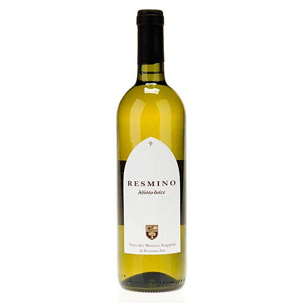 Vino Resmino Albato bianco dolce Monastero Frattocchie 750 ml 3