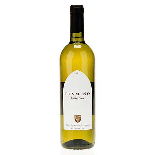 Vino Resmino Albato bianco dolce Monastero Frattocchie 750 ml 1