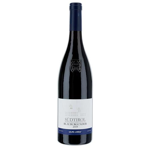 Vino Pinot negro DOC 2019 Abadia Muri Gries 1