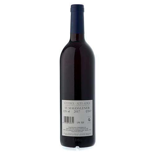 St. Maddalena DOC 2017 wine Muri Gries Abby 2