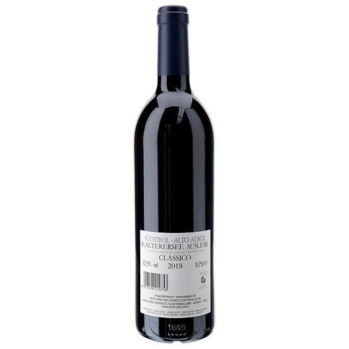 Lago di Caldaro selected  DOC 2018 wine Muri Gries Abbay 2