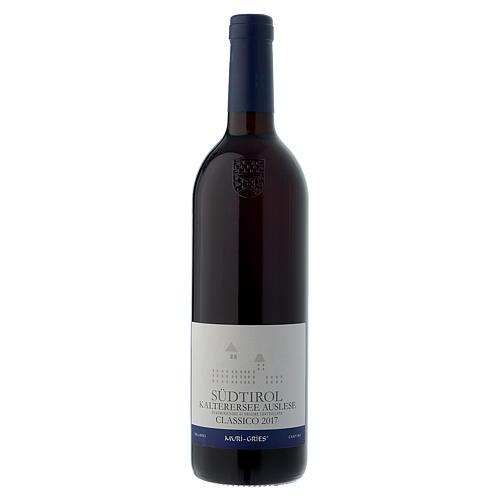 Vino Lago di Caldaro scelto  DOC 2017 Abbazia Muri Gries 750 ml 1