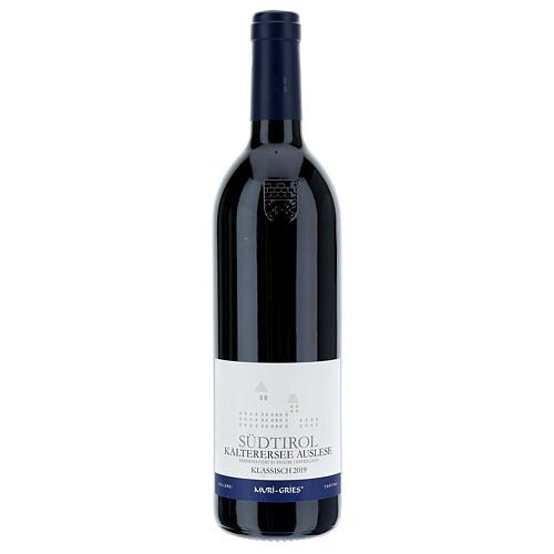 Vinho Lago de Caldaro DOC 2019 Abadia Muri Gries 750 ml 1