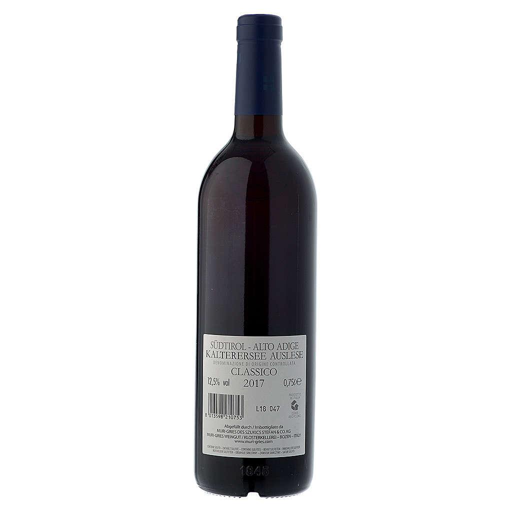 Lago di Caldaro selected  DOC 2017 wine Muri Gries Abbay 3