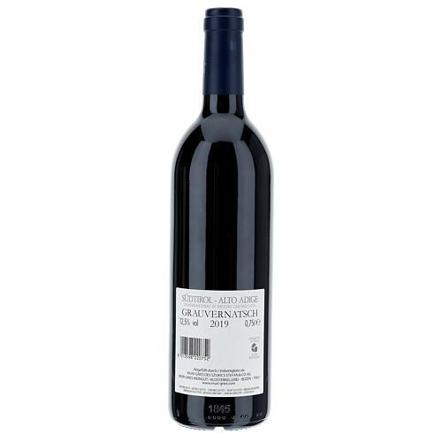 Vino Schiava Grigia  DOC 2019 Abbazia Muri Gries 750 ml 2