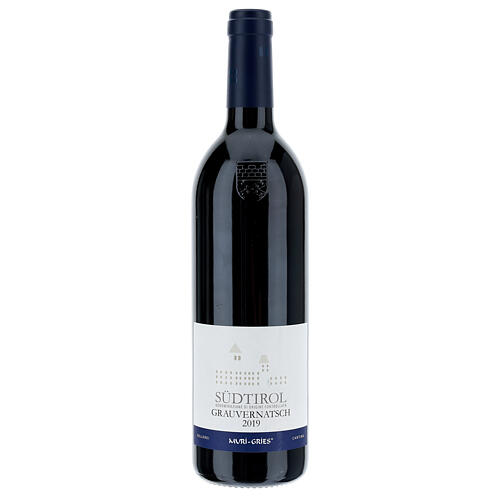 Schiava Grigia  DOC 2019 wine Muri Gries Abby 1